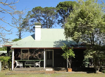 Kullindi Homestead, beautiful and peaceful holiday accommodation on the NSW South Coast