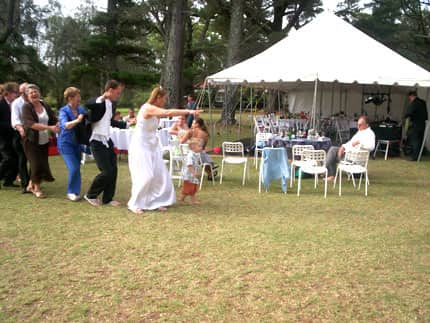 the perfect location to celebrate your country wedding with family and friends